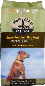 Canine Exotics Dry Kibble