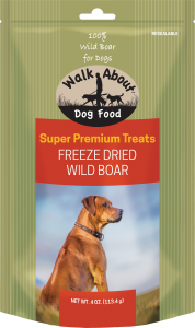 Freeze Dried Wild Boar