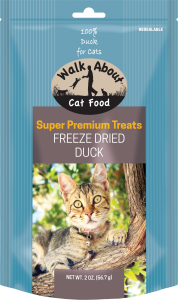 Freeze Dried Duck