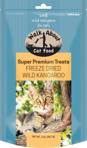 Freeze Dried Wild Kangaroo