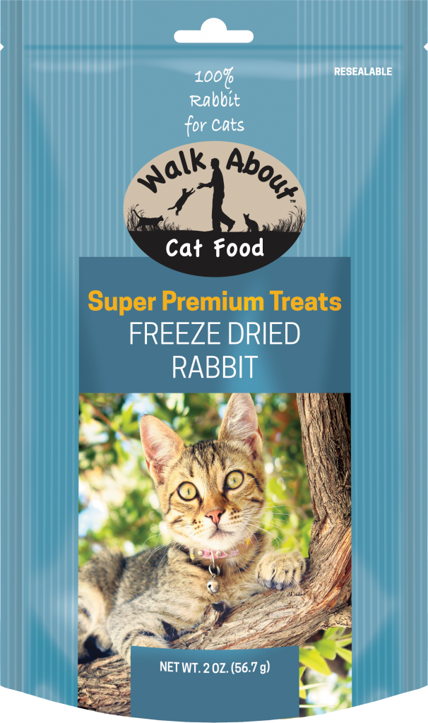 Freeze Dried Rabbit